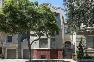 Hot Property: Putting things in context: Victorian condo in Russian Hill updated for modern living - Photo