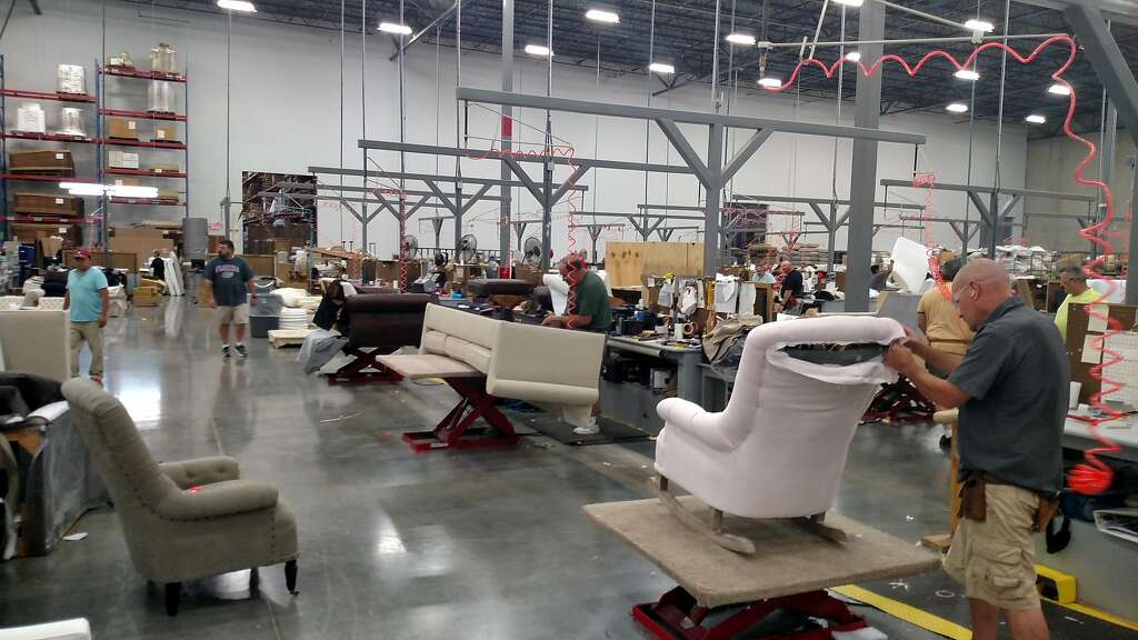At The Sutter Street Manufacturing Center In North Carolina, Williams  Sonoma Makes Most Of Its