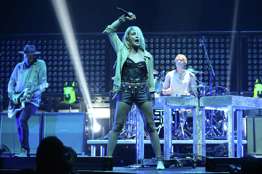 April(Date TBA):Catch numerous musical acts, including Metric (pictured), along with hilarious comedians at Houston Whatever Fest, 813 St. Emanuel.  Photo: Steve Russell, File / Getty  / B582148454Z.1