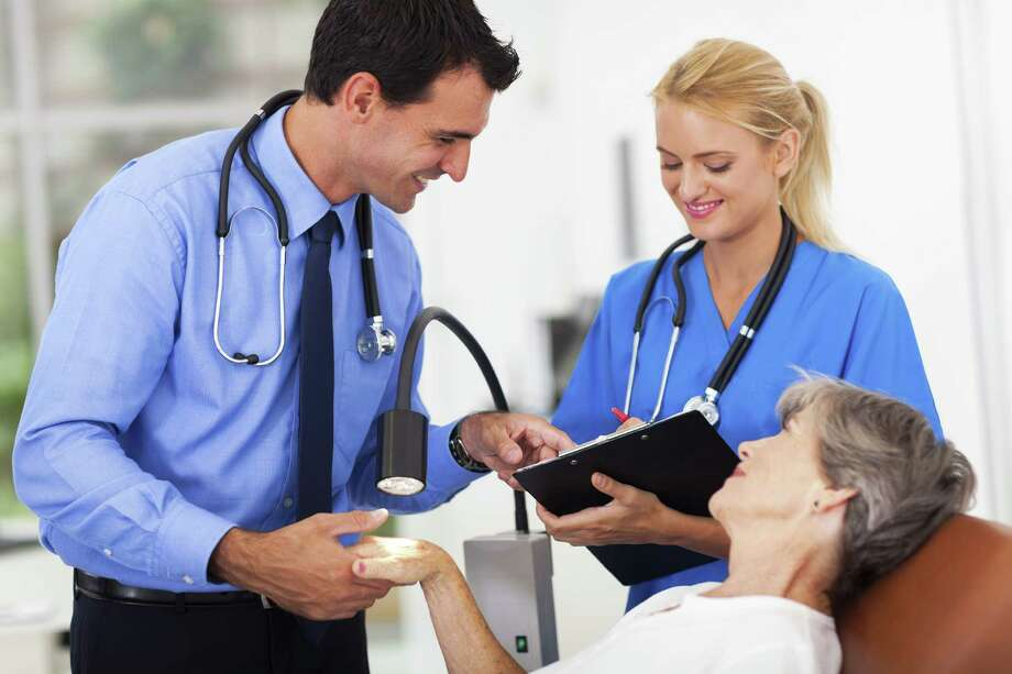 Increased demand for health care services from the growing and aging population and widespread chronic disease, combined with a shortage of physicians, will result in increased demand for health care providers, such as PAs. / iStockphoto