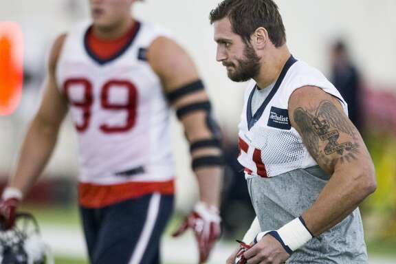 John Simon - Projected backup outside linebacker