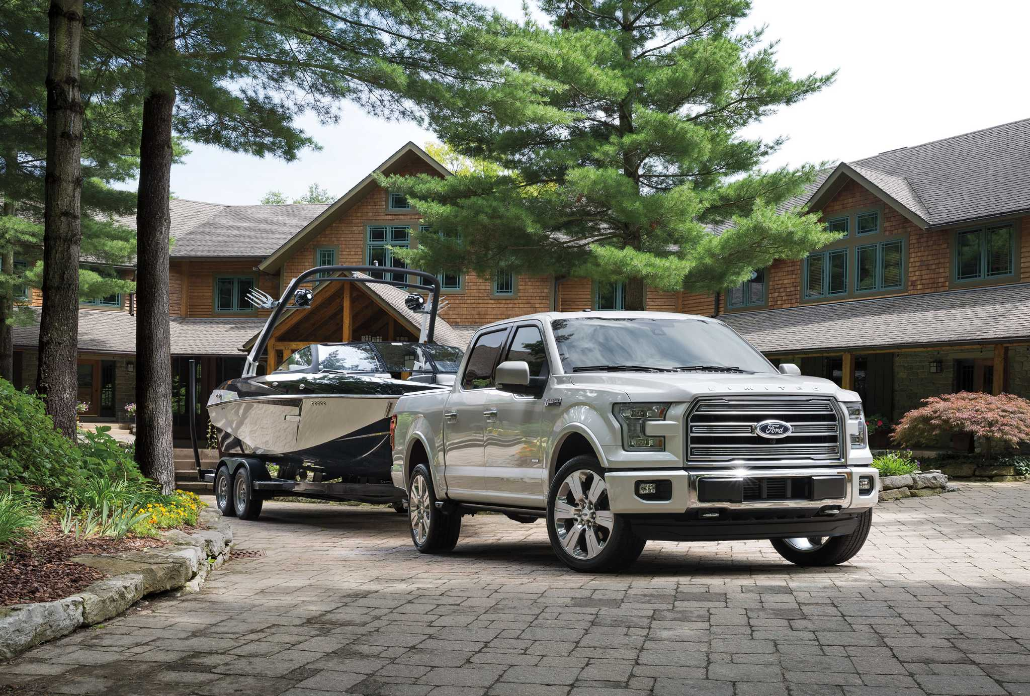 New 2016 Ford F-150 Limited is the most luxury-laden of the line
