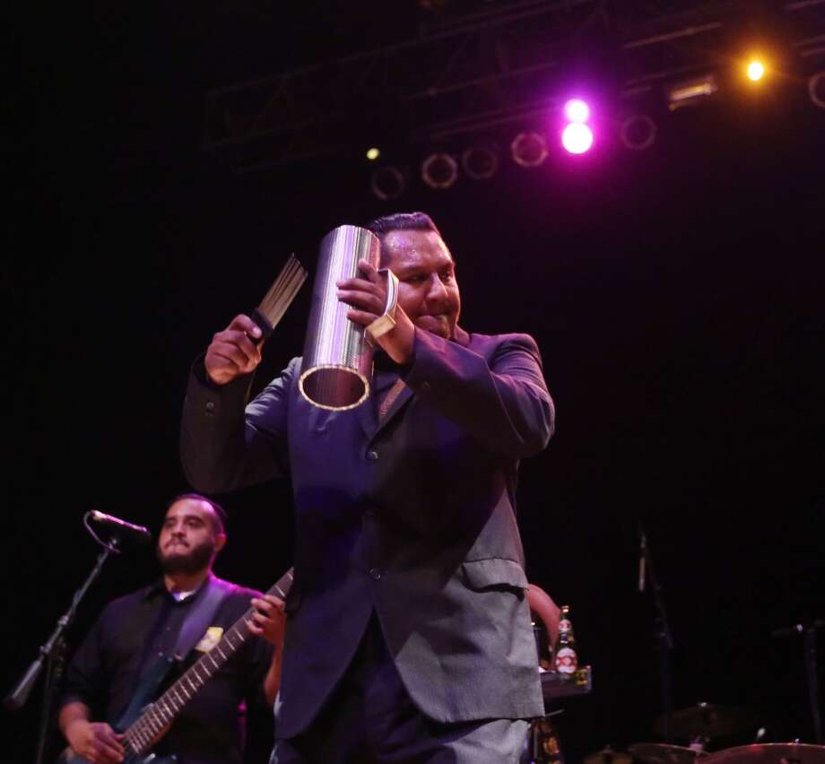 Los SkarnalesThe group -- which combines punk, rock, cumbia, ska and mariachi -- is an essential part of Houston's musical fabric. And they've been at it for two decades. Photo: Jon Shapley, Houston Chronicle