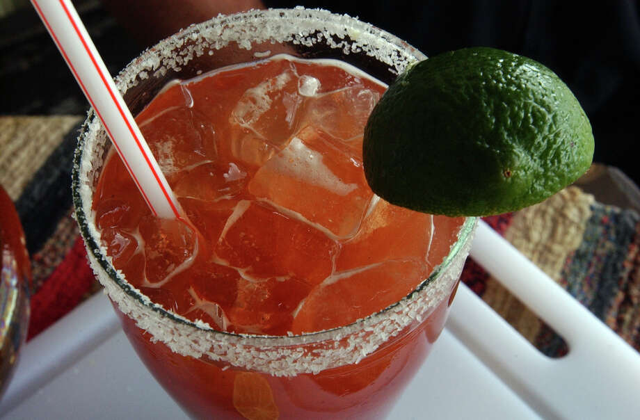 Micheladas prove to be flexible, even when it comes to beer. Photo: Gloria Ferniz /San Antonio Express-News / SAN ANTONIO EXPRESS-NEWS