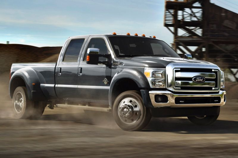 2015 Crew Cab Pickups That Can Tow the Most