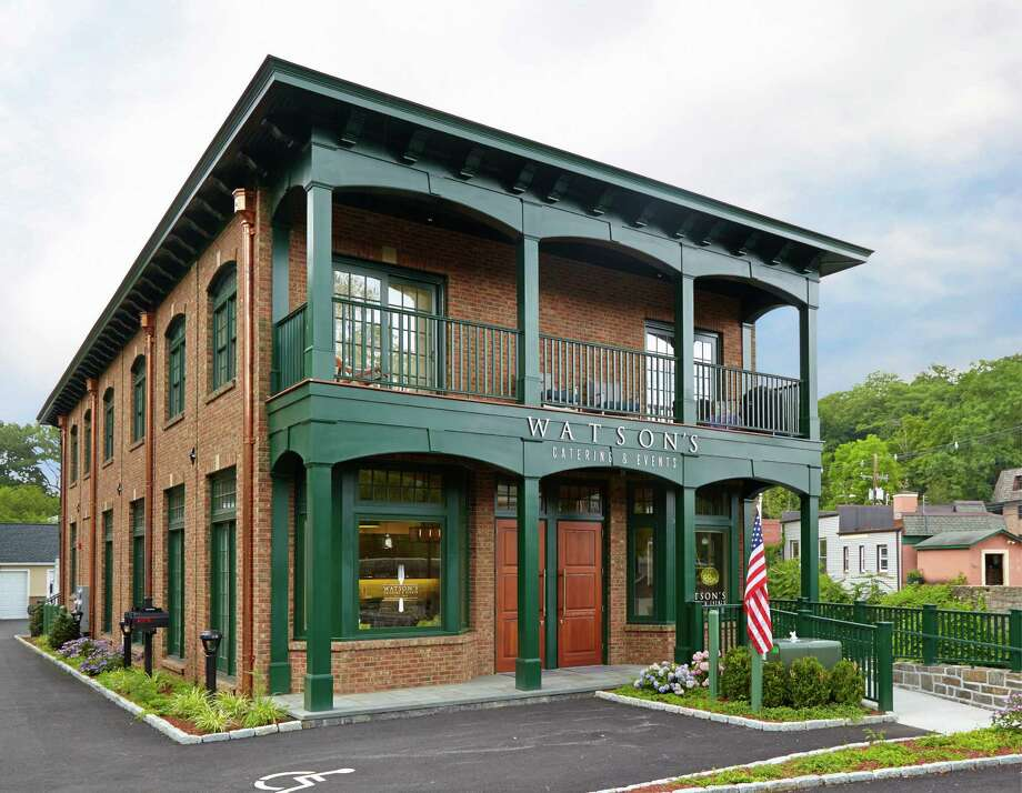 Watson's, a Greenwich-based catering and events company, recently moved from its long-time location on Pemberwick Road to a new building in the Glenville area of Greenwich. Photo: Contributed Photo / Greenwich Time Contributed