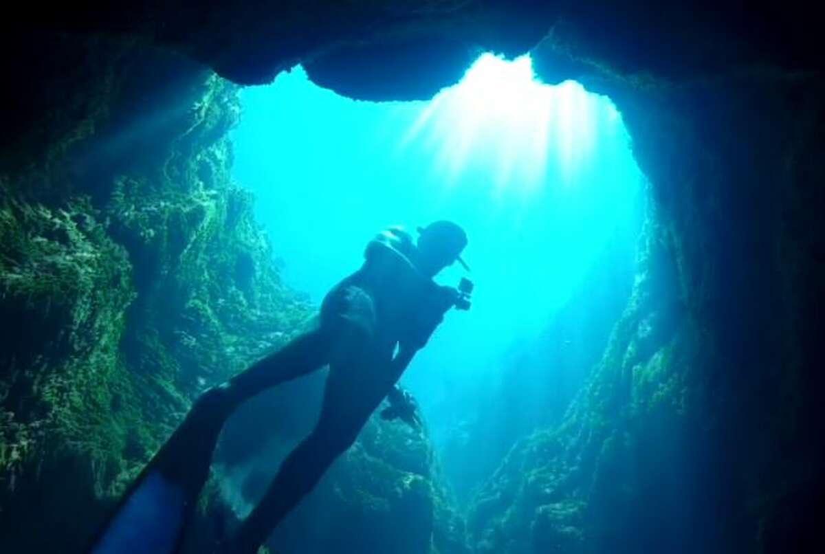 The Alamo City has bred celebrities, athletes and some daredevils like a 21-year-old free diver who recently had a near fatal experience at Jacob's Well in Wimberley and was able to catch it all on camera for a squirm-worthy video.