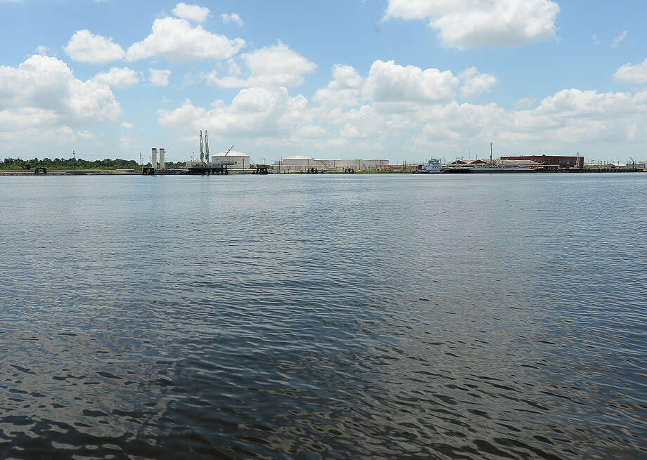 The Neches River in Port Neches Photo: Kim Brent / Beaumont Enterprise