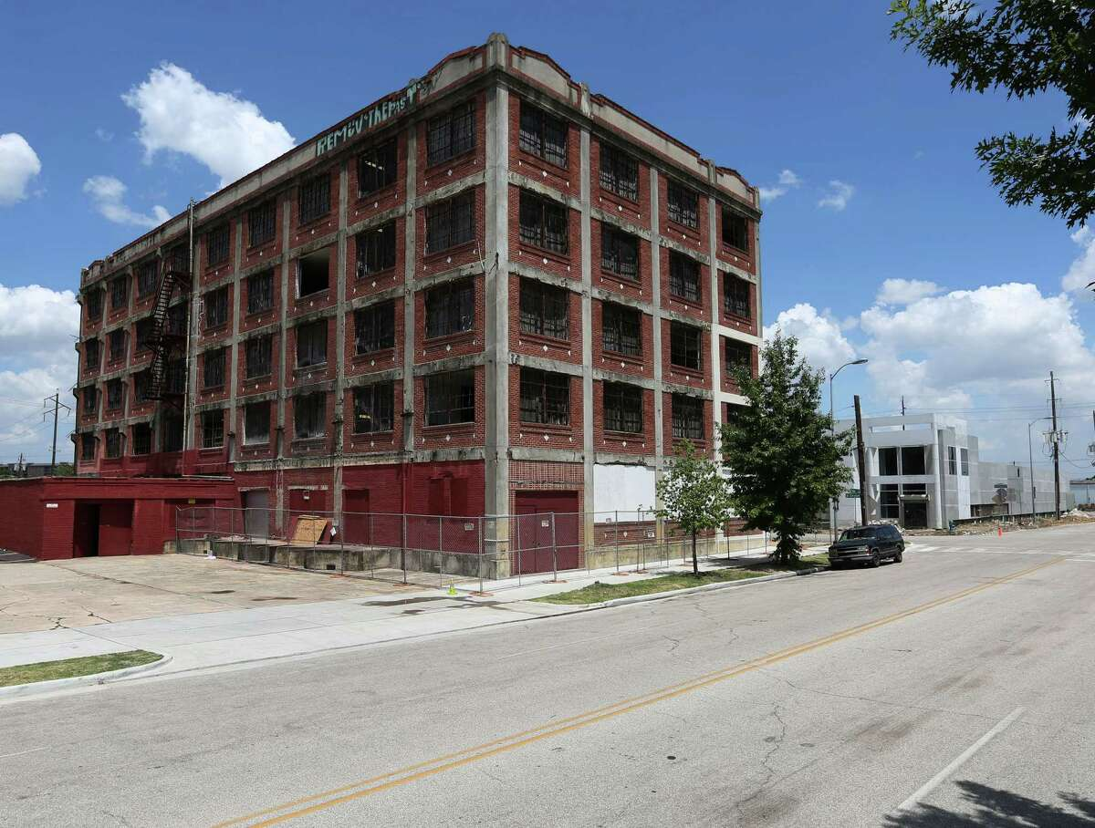 The former Cheek Neal Coffee Building was acquired by Houston developers who plan to restore it.