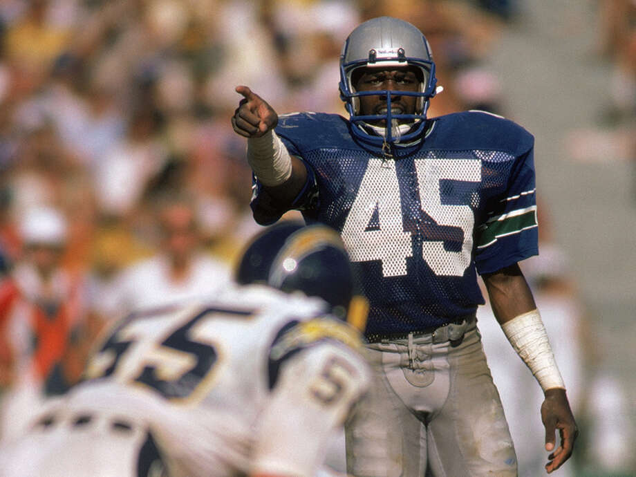 Safety: Kenny EasleyYears with Seahawks: 1981-1987