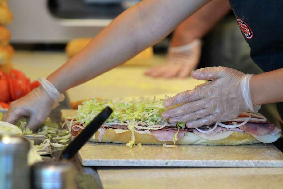 Started in 1956, Jersey Mike's now has 1,500 restaurants open and under development nationwide. Photo: Bailey Wright / For Hearst Connecticut Media / Connecticut Post Freelance