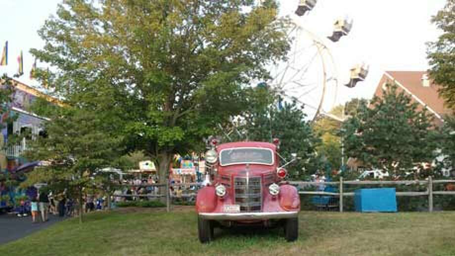 Games and bingo run from 6:30 to 11 p.m. and rides run from 6 to 11 p.m. nightly at the Easton Volunteer Firemen's Annual Carnival from July 28 to Aug. 1, 2015. Photo: EVFC