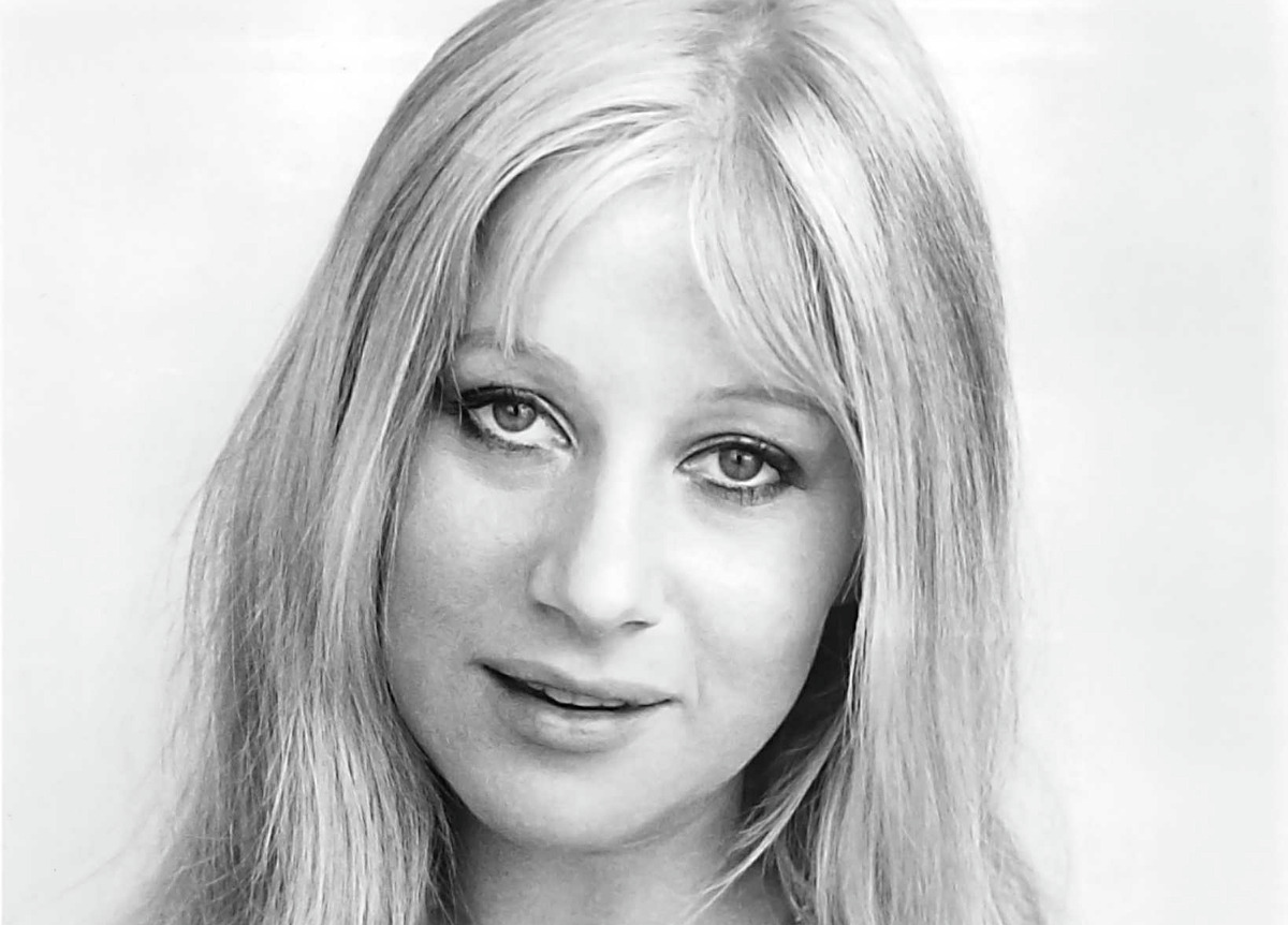 Helen Mirren, circa 1970. The influence of her Russian father on her appearance can be plainly seen here.