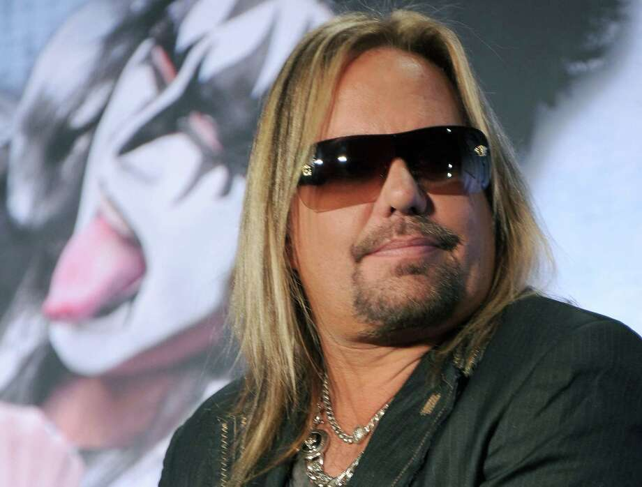 Motley Crüe's Vince Neil has his so- cial media passwords back. Photo: Katy Winn /Associated Press / WINNK