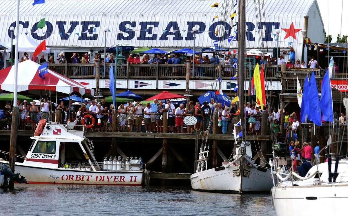 Captain's Cove, Bridgeport Closing Sept. 27. Find out more.
