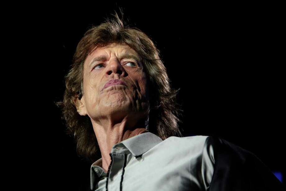 Mick Jagger of The Rolling Stones performs for the crowd during their 2015 Zip Code Tour at Comerica Park, Wednesday, July 8, 2015, in Detroit. (Salwan Georges/Detroit Free Press via AP)  DETROIT NEWS OUT; TV OUT; MAGS OUT; NO SALES; MANDATORY CREDIT DETROIT FREE PRESS ORG XMIT: MIDTF402 Photo: Salwan Georges / Detroit Free Press