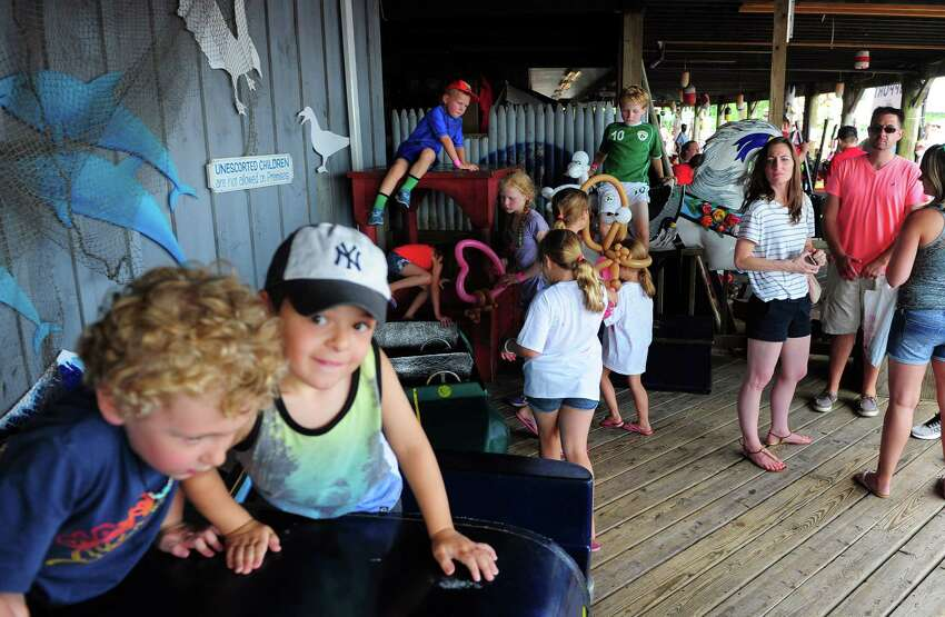 Captain's Cove Seaport in Bridgeport opens for the season on Friday. Find out more.