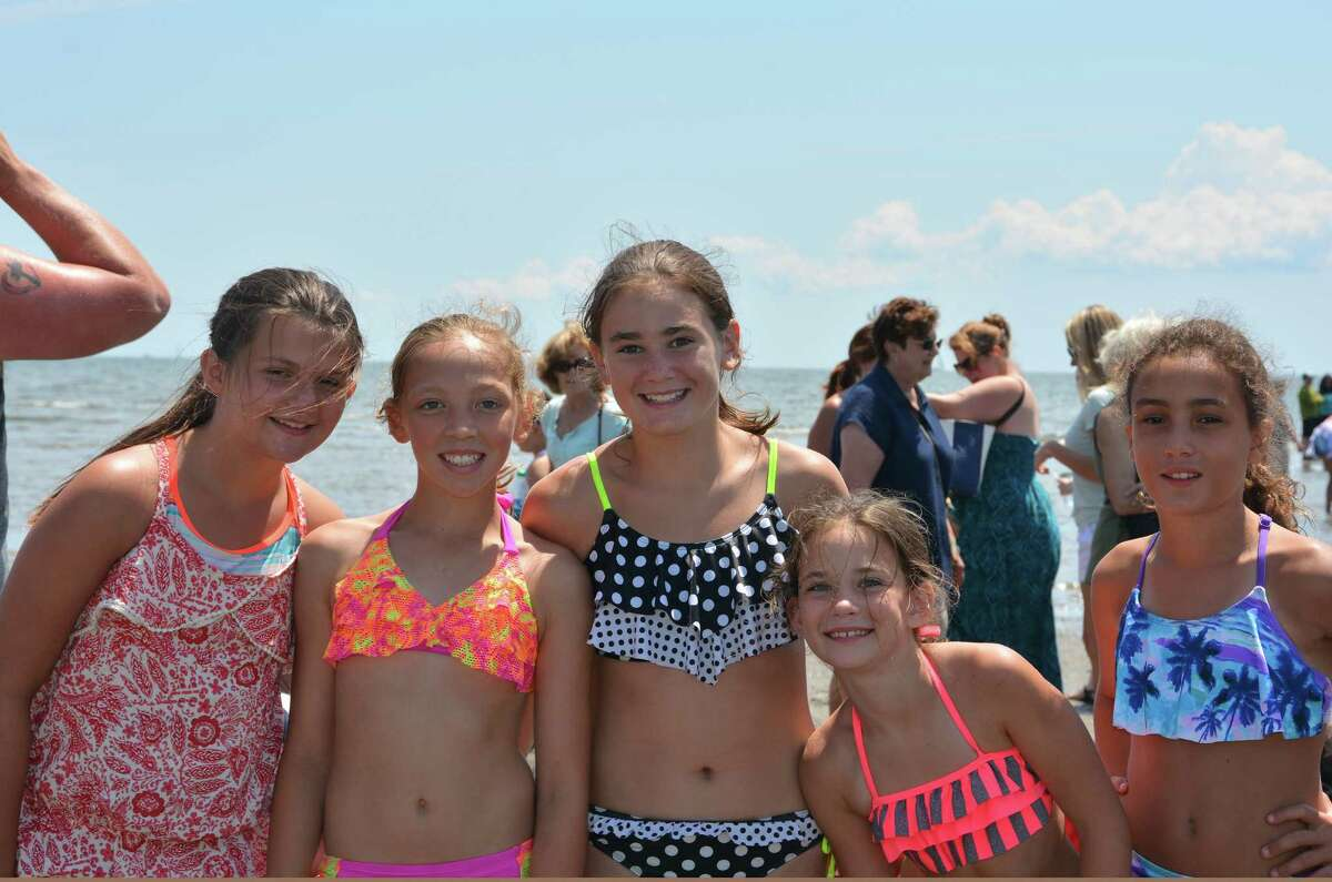 The Milford Arts Council's annual sand sculpture competition was held at Walnut Beach on July 25, 2015. Were you SEEN?
