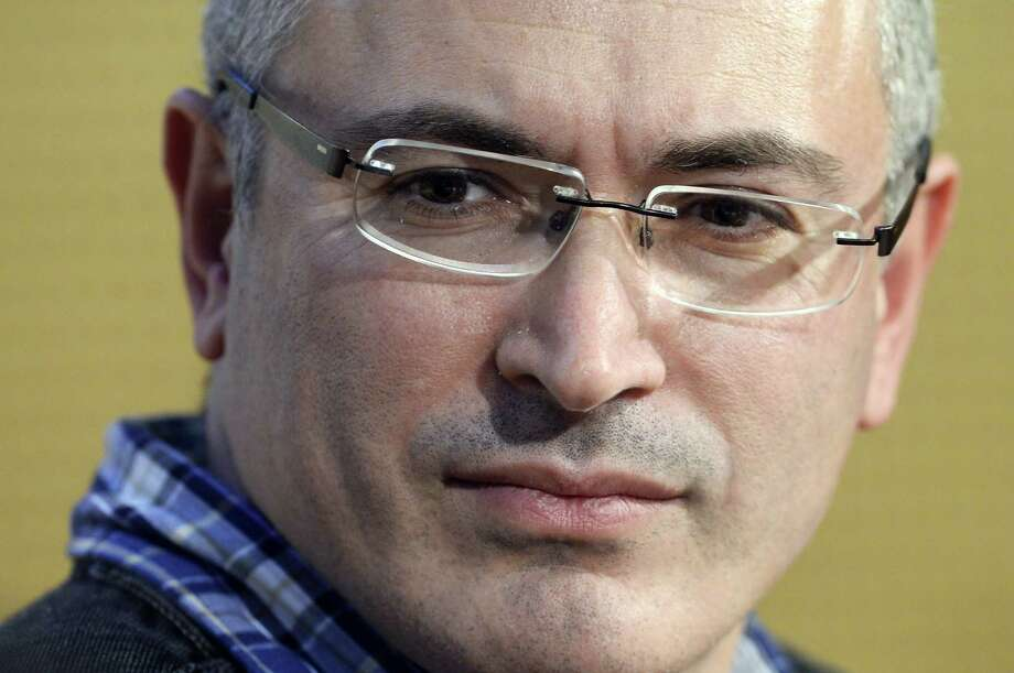 Exiled Russian ex-billionaire Mikhail Khodorkovsky claims that Russian President Vladimir Putin's era is nearing its end, and has dispatched volunteers to ensure it happens, despite increasing pressure on his allies. Photo: LIONEL BONAVENTURE, Staff / AFP
