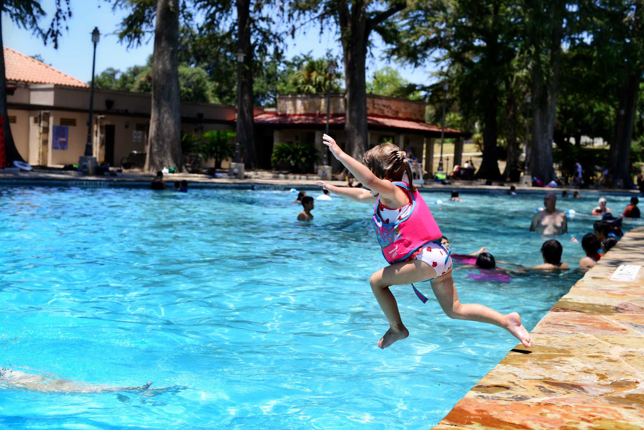 23 Public Pools Have Opened For The Summer In San Antonio