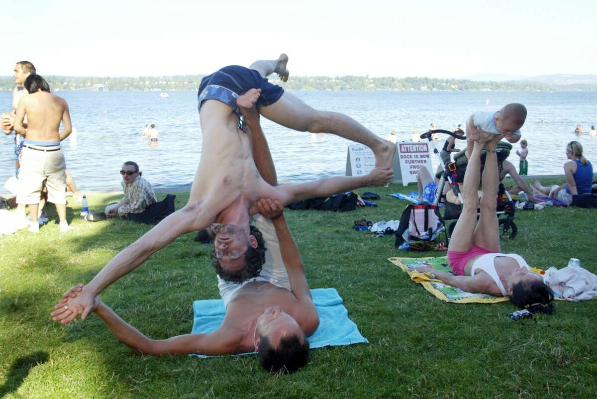 Nude parks in the Seattle area - seattlepi.com