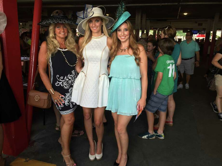 Were you Seen at the 24th Annual Hat Contest at the Saratoga Race Course in Saratoga Springs on Sunday, July 26, 2014? Photo: Alexis Smith