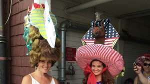 Were you Seen at the 24th Annual Hat Contest at the Saratoga Race Course in Saratoga Springs on Sunday, July 26, 2014?