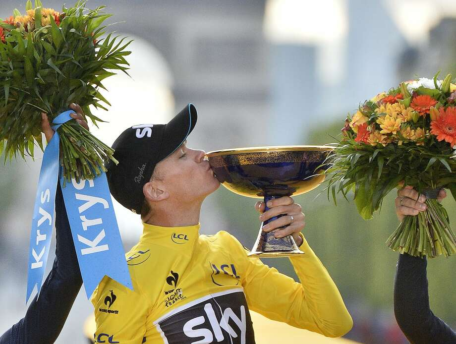 Race winner Britain's Chris Froome said he understands the history and significance of his Tour de France victory and intends to respect it. Photo: Stephane Mantey, Associated Press
