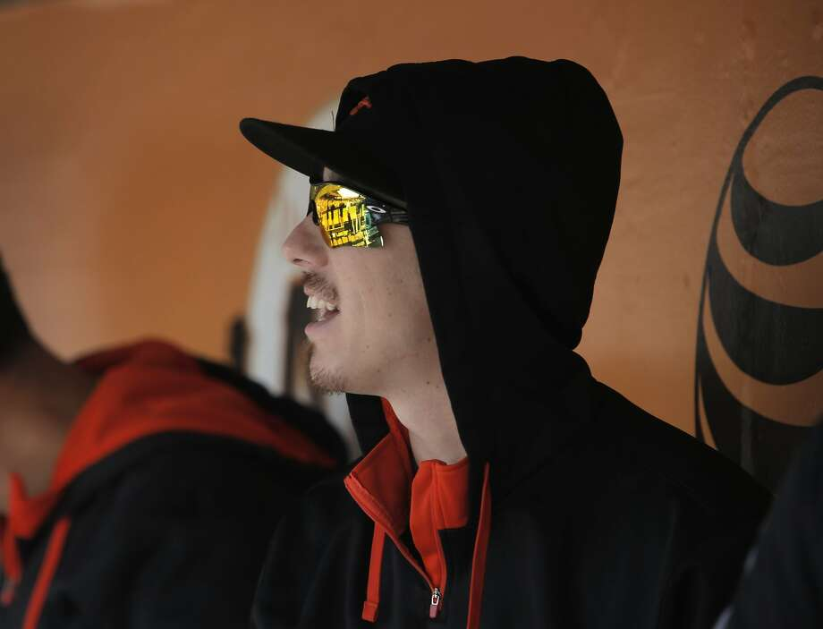 Manager Bruce Bochy said Tim Lincecum has thrown a couple of bullpen  sessions on the side and is recovering steadily from his hip injury. Photo: Carlos Avila Gonzalez, The Chronicle