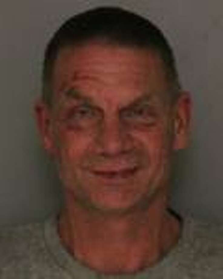 James P. Heaney, 50, of Greenwich was charged with felony DWI Friday, July 24, 2015 after a crash in Hoosick. (New York State Police)