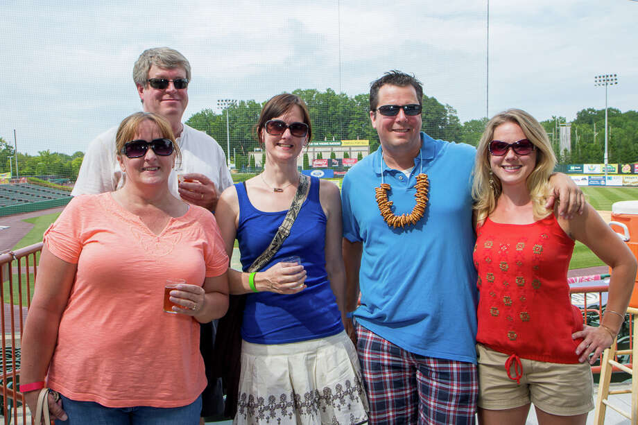 Were You Seen at the 6th Annual Capital Region Craft Brewers Festival at Joe Bruno Stadium in Troy, NY on Saturday, July 25, 2015? This fundraising event benefits the New York-Penn League Charitable Foundation with proceeds being used to help provide safe and well-maintained baseball fields for children throughout the area. Photo: Brian Tromans