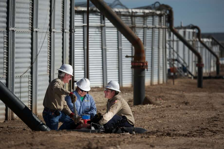Apache Corp. is an independent oil and gas company focusing on the Permian and Anadarko Basins. Fortune 500 rank: 218 | Stock price (NYSE): $45.08 Photo: Courtesy Photo, Apache Corp.