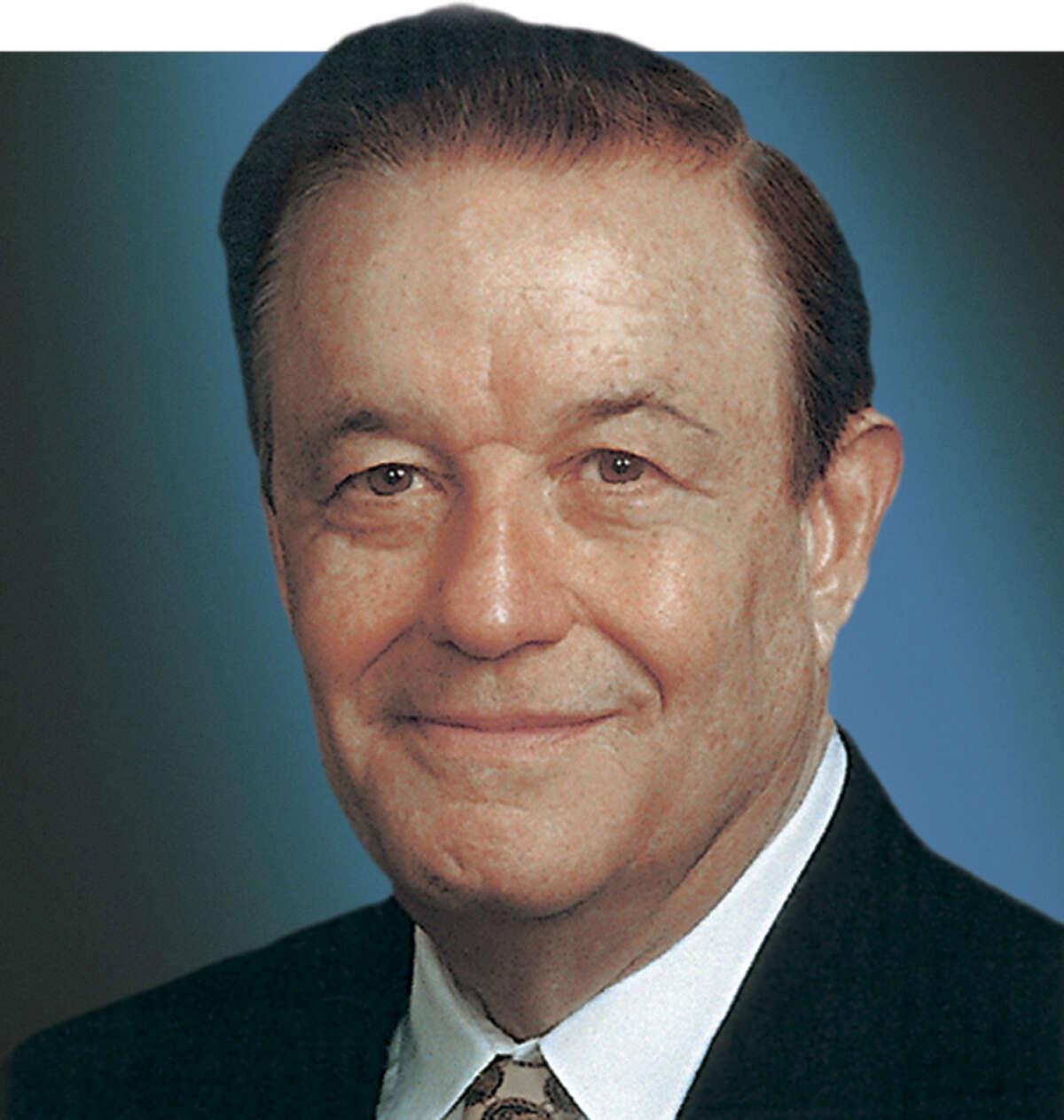 Robert Lee Moody Sr., chairman of American National Insurance Co. 2014 base pay: $2 million