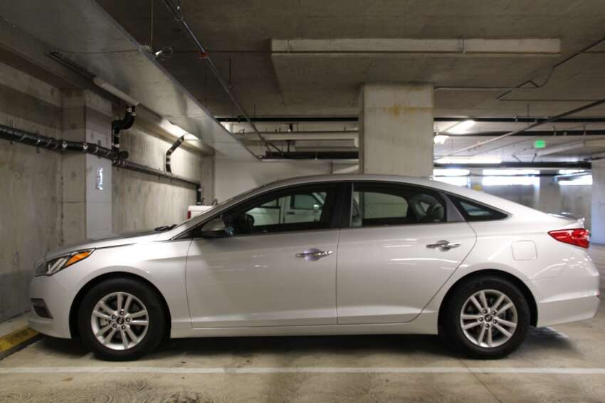The Hyundai Sonata Eco. In the Sonata line, alone, you can have these trim lines: SE, Sport, Eco, Limited, Sport 2.0T and Limited 2.0T.