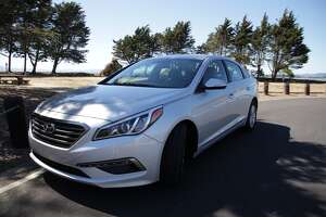 2015 Hyundai Sonata Eco ? another competitor in the midsize sedan field. - Photo