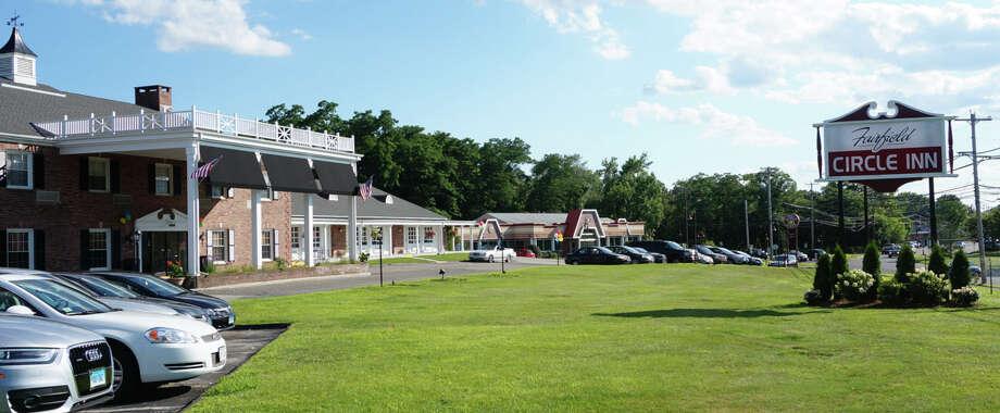 The Fairfield Motor Inn has been reborn as the Fairfield Circle Inn, and the 80-room facility renovated. Photo: Genevieve Reilly /Fairfield Citizen / Fairfield Citizen
