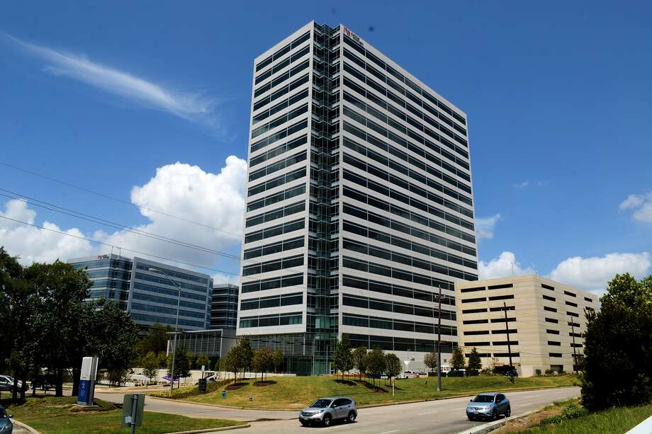 Noble Energy Center 2, 20 stories high, is the recently completed addition to it's new Headquarters off Texas 249 and Louetta. (Photo by Jerry Baker/Freelance) Photo: Jerry Baker, Freelance