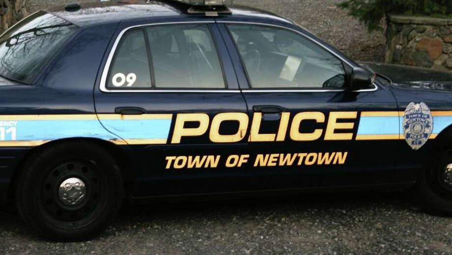 Newtown police arrested a Sandy Hook woman for DUI and assault on an officer. Photo: Melissa Bruen / Melissa Bruen / News Times