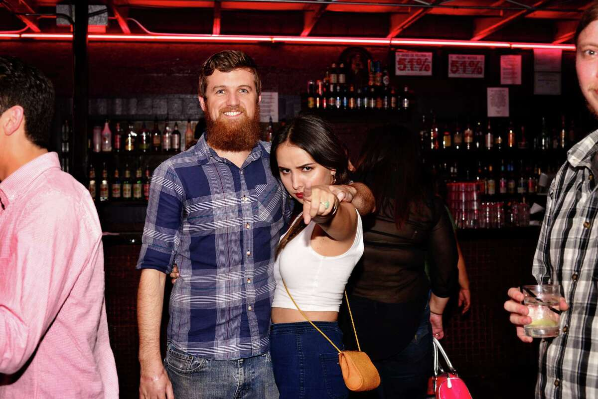Kody Melton (pictured) is a freelance photographer for the San Antonio Express-News who is known for capturing the wild and eclectic nightlife around town. He is also a resident photographer with the Esquire Tavern and the restaurants Downstairs and El Mirador.