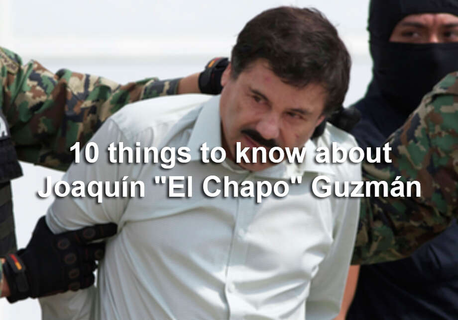 """There is a lot of mystery around the Sinaloa Cartel kingpin, but here are 10 things we definitely know about """"El Chapo."""" Photo: Eduardo Verdugo, SAEN / AP"""