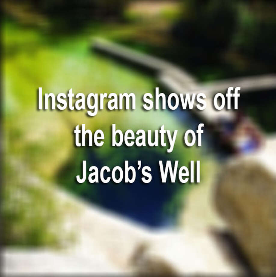 Check out some photos shared on Instagram from Jacob's Well.