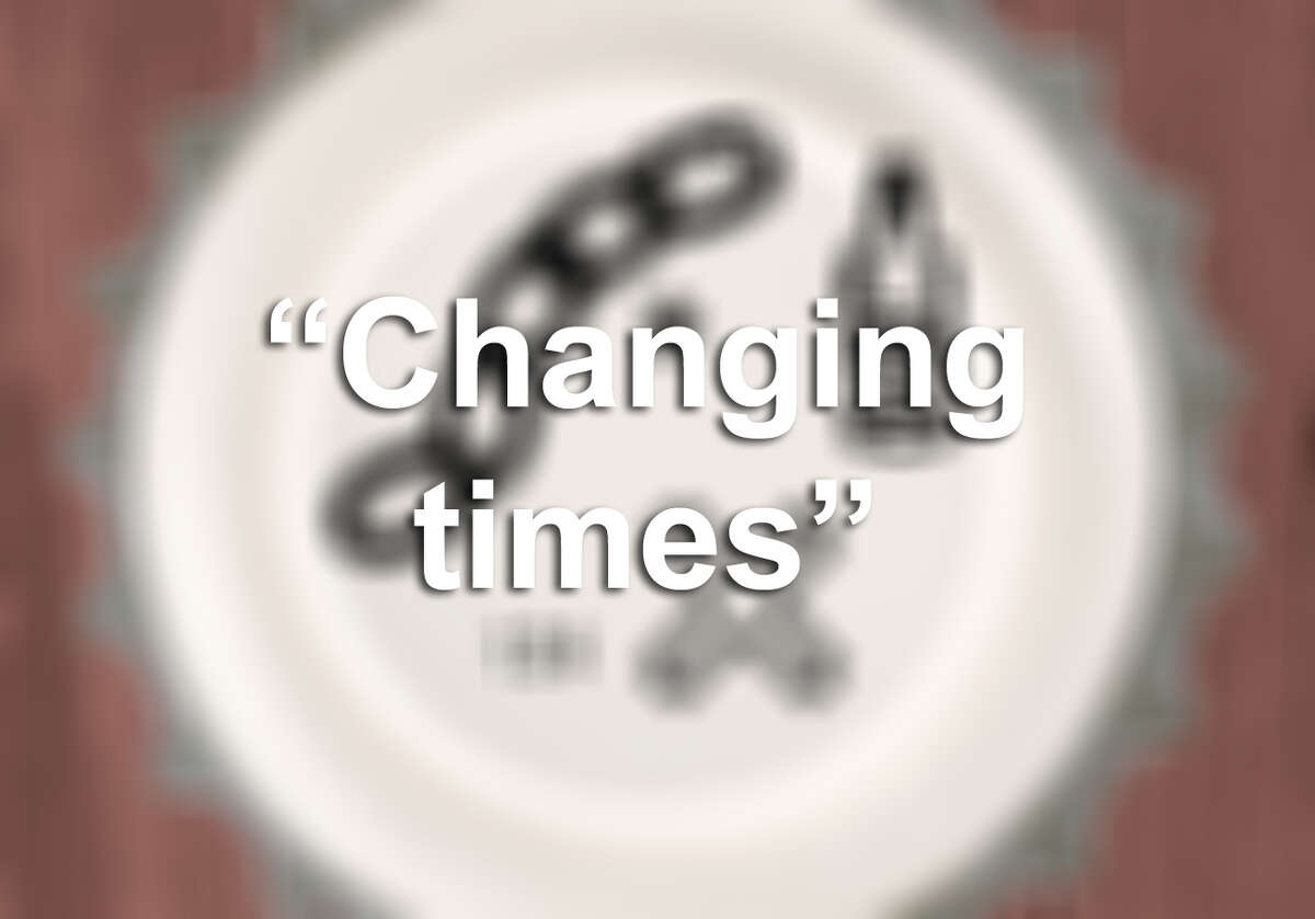 CHAIN + GIN + TIMES = Changing times