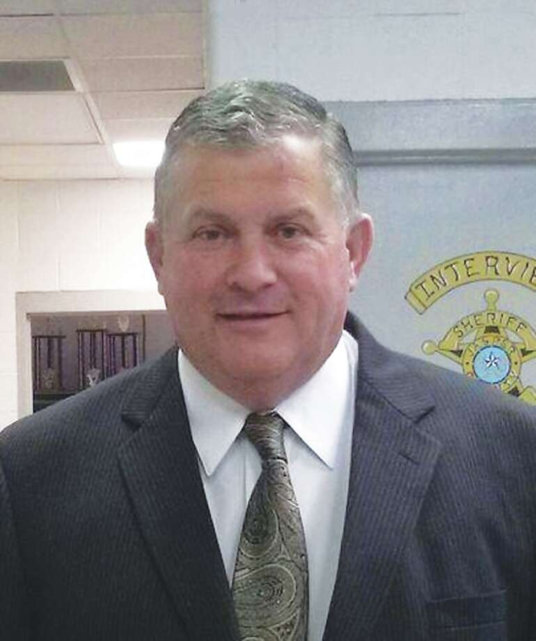 Jasper County Sheriff Mitchel Newman