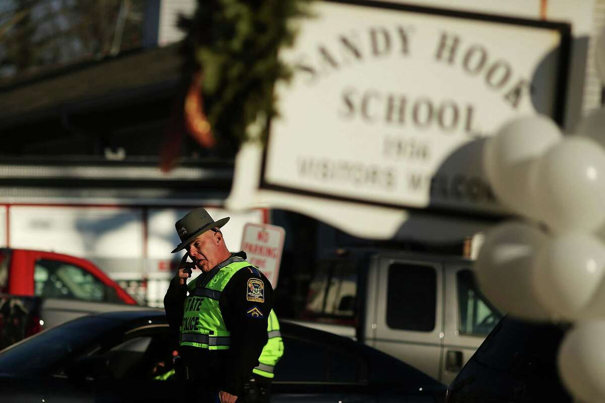 Adam Lanza killed 20 students and six educators at Sandy Hook Elementary School in December 2012.