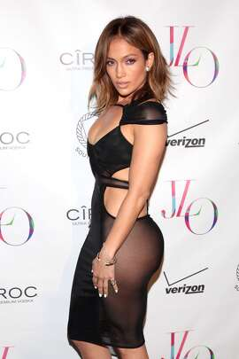 Jennifer Lopez attends her Birthday Celebration at 1OAK Southampton on July 25, 2015 in Southampton City.  (Photo by Jerritt Clark/Getty Images)
