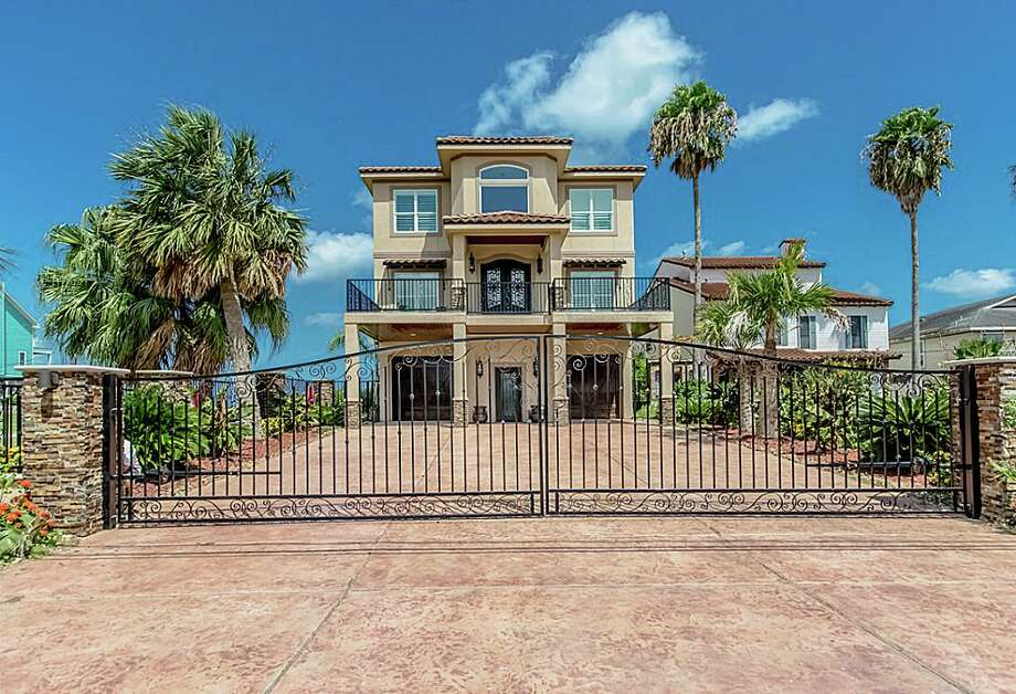 coastal beach homes for sale in texas houston chronicle
