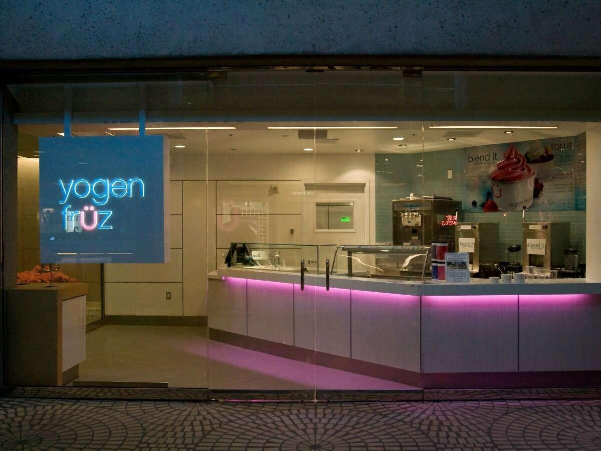 19. Yogen Fruz Number of franchises: 1,121 Cost to open a franchise: $135,700-$472,200