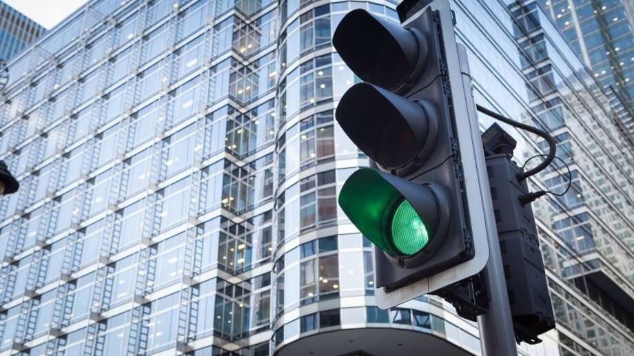 Because Seattleites take green lights as suggestions rather than commandsWho hasn't missed the light because the car way up at the front of the line took their sweet time to hit the gas pedal?  Photo: Shutterstock