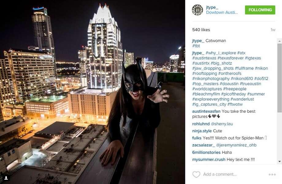 Catwoman #tbt Photo: Medina, Mariah, @JType_
