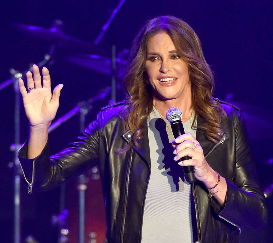 Caitlyn Jenner attends Culture Club's performance at the Greek Theatre on July 24, 2015 in Los Angeles, California. (Photo by Kevin Winter/Getty Images for Nederlander)
